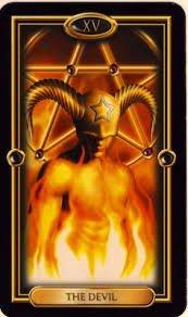 Devilish tarot sex